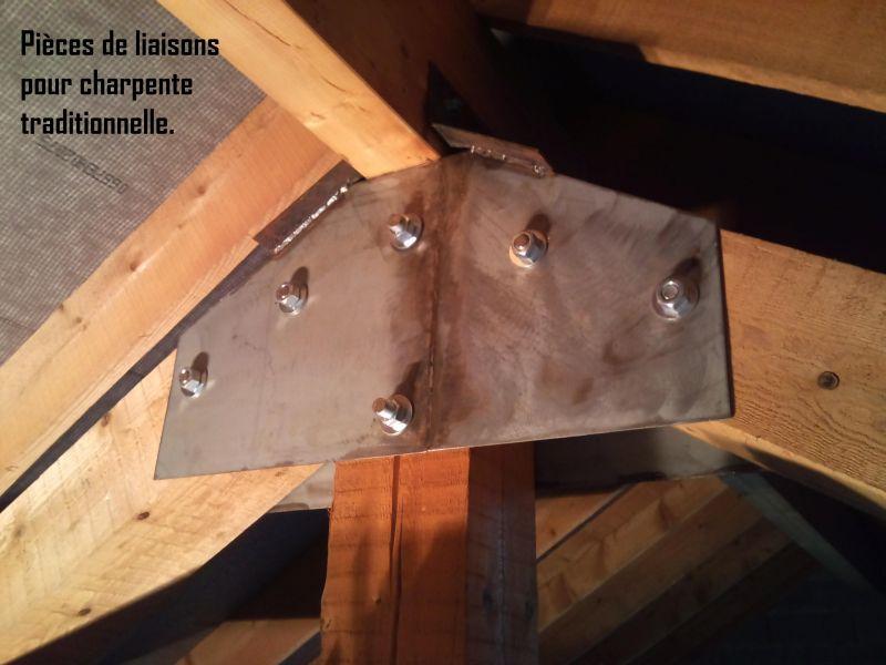 r alisation sabots connecteurs charpente cr ateur de. Black Bedroom Furniture Sets. Home Design Ideas